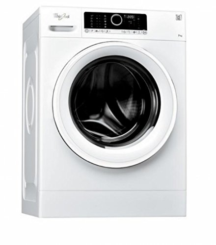 Whirlpool FSCR80216 Freestanding Front-load 8kg 1200RPM A+++ White washing machine - washing machines (Freestanding, Front-load, A+++, A, B, White)