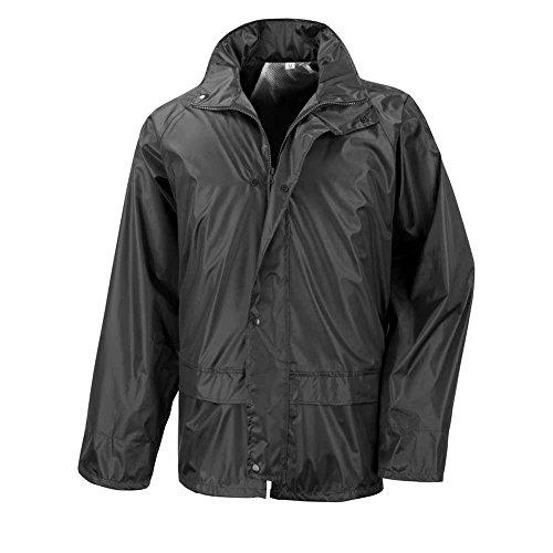 Result Core Mens Core Stormdri Jacket Black