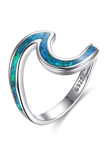 Presentski anillo Opes Azul