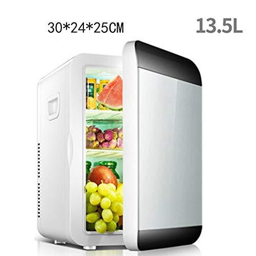 HFJKD Kühlschrank tragbare elektrische,12v Camping tragbar Reise 13.5L Liter Kühler Elektrischer Multifunktionskühlschrank Mini Kühlschrank Kühlbox,A