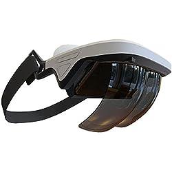 Asiright - Gafas 3D de Realidad Holográfica aumentadas para teléfonos DE 4,5-5,5 Pulgadas
