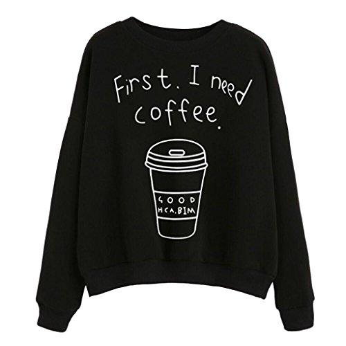 first-i-need-coffeelongra-mujeres-de-manga-larga-blusa-carta-impresion-sudadera-pullovers-s-black