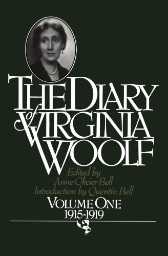 001: The Diary of Virginia Woolf: Vol. 1, 1915-1919