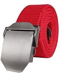 Sitong gruesa tela tejida de la correa de la manera de los hombres