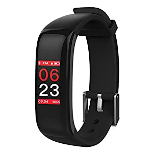 jintime Wristwatches Mens and watch sports watch straps Star47 Fitness Tracker Smart Bracelet Activity Tracker Heart Rate Monitor
