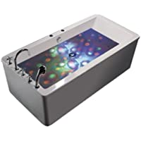 Sensory Bath Waterproof Special Needs Autism Colourful Underwater Disco Light Show