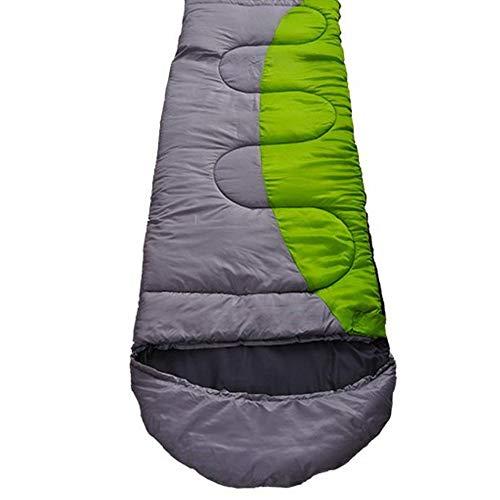 TUWEN Schlafsack Outdoor Camping Nap Verdickung Erwachsene Sommer Saison Warm Superleicht Camping Schlafsack