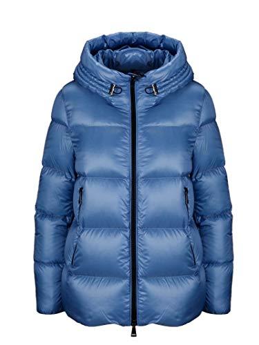 the latest cd9a2 0b5f2 Moncler Luxury Fashion Damen 4696949C015170G Hellblau Steppjacke | Herbst  Winter 19