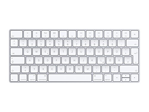Apple Magic Keyboard - Deutsch (Ipad Mini Bluetooth Tastatur Fall)