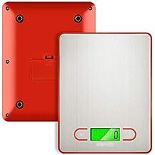 GYZ Básculas de Cocina - Básculas electrónicas de Alta precisión comerciales para el hogar /+