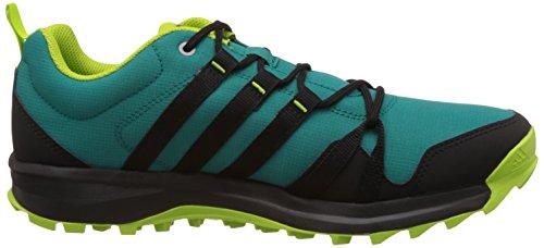adidas Herren Trail Rocker Traillaufschuhe, Schwarz Mehrfarbig (Seliso / Negbas / Eqtver)