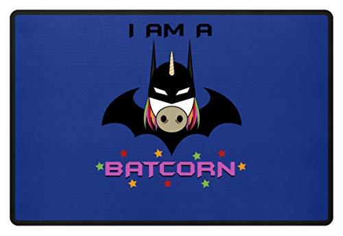 I Am A Batcorn - Fledermausmann, Superheld, Vorbild, Gotham City, Einhorn, Unicorn, Pferd - (Pferd Superheld Kostüm)