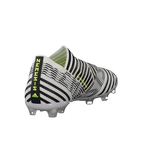 adidas Nemeziz 17+ 360Agility FG Fußballschuh Kinder weiß / schwarz