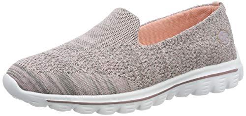 Dockers by Gerli Damen 44HE201-700760 Sneaker, Pink (Rosa 760), 39 EU (Schuhe On Dockers Slip)