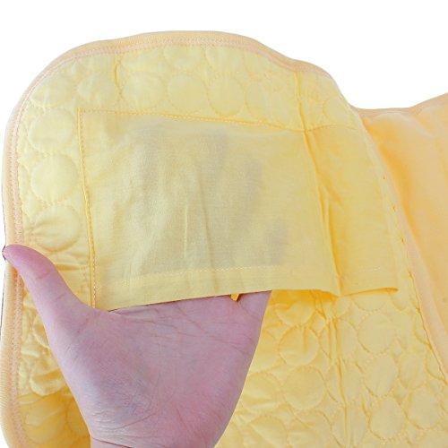 Fletion respirant lastique cup ration post-partum soutien Ceinture Ceinture Coton grossesse abdominale Binder Belly Tummy soutien Ceinture Ceinture Band pour le soutien de taille amincissant Shaper Wr jaune