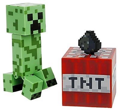 Minecraft MC Creeper Figure