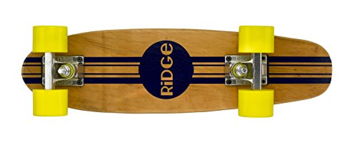 Ridge Mini Cruiser Skateboard – Ahornholz