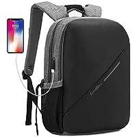 UtoteBag Zaino per Computer Portatile da 15.6 Pollici con Porta USB di  Ricarica Borsa da Viaggio b9c98b88175