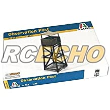 RCECHO® ITALERI Military Model 1/35 Accessories Observation Post Scale Hobby 418 T0418 with RCECHO® Full Version Apps Edition