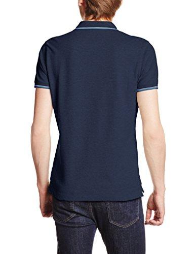 Diesel Herren Poloshirt 00mxz Blau