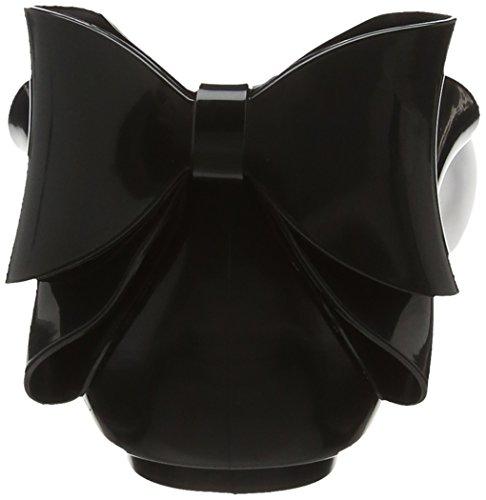 Melissa Damen Space Love Bow Ii Ad Geschlossene Ballerinas Schwarz (Black)