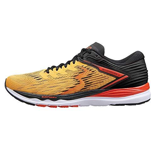 361° Sensation 4 Scarpa Running Uomo - Arancione/nero/rosso, 46 (11.5US-29cm)
