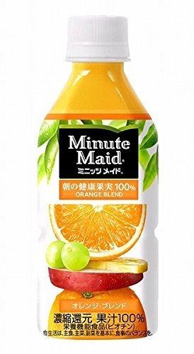 fabricante-directamente-24-set-de-naranja-minute-maid-mezclar-botellas-de-pet-350ml