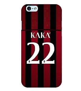 PRINTVISA Football Kaka Case Cover for Apple iPhone 6