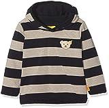 Steiff Baby-Jungen Sweatshirt 1/1 Arm, Blau (Marine|Blue 3032), 86