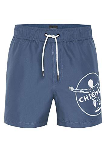 Chiemsee Herren Badeshorts Badehose Swimshorts Morro Bay 23194401, Farbe:Blau, Wäschegröße:XL, Artikel:-4118 Dark Denim