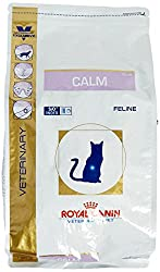 Royal Canin Veterinary Diet Cat Food Calm 4 Kg