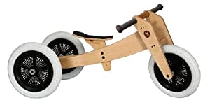 Wishbone Bike Child push Bike 3in1 - Suitable for 12 months through to 5 years