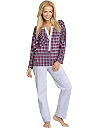 Be Mammy Mujer Lactancia Pijamas Dos Piezas Delores