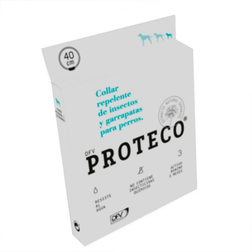 Proteco Collar Repelente