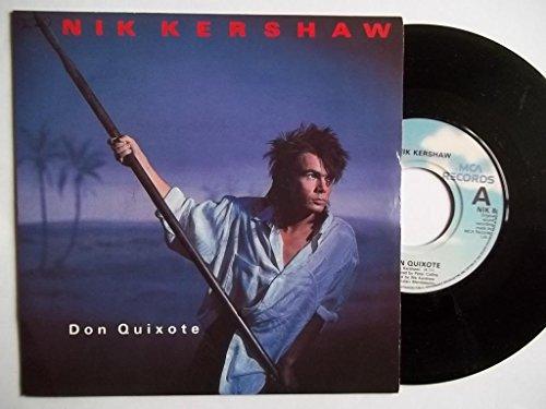 Don Quixote - Nik Kershaw 7 inch vinyl