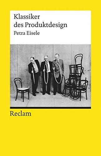 Klassiker des Produktdesign (Reclams Universal-Bibliothek) Buch-Cover