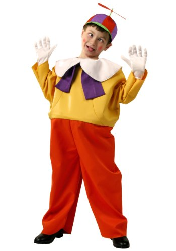 Kids Tweedle Dee/Dum Fancy dress costume Small