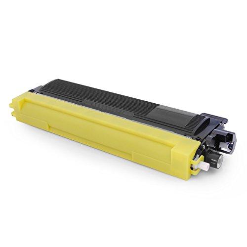 Ecoink TN423Y kompatibel für Brother Ohne Serie DCP-L 8410 CDN/HL-L 8260 CDW/HL-L 8360 CDW/MFC-L 8690 CDW/MFC-L 8900 CDW TN-423 8410 Serie