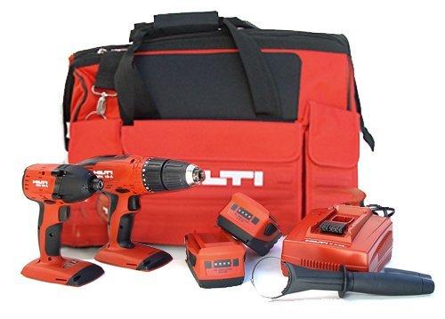 HILTI 03482660 SFH 18-A e SID 18-A CPC 18 volt driver Cordless Impact e Hammer (Cordless Impact Driver Kit)