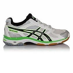 Asics Hombre Gel-Beyond Rojo Blanco Gel-Beyond Hombre 3 Interior Corte Zapatos Zapatillas Deporte 24008f