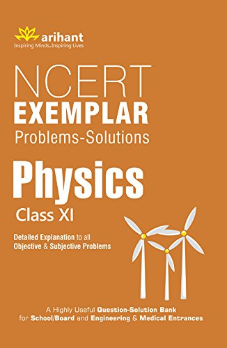 CBSE NCERT Exemplar Problems-Solutions PHYSICS class 11 for 2018 – 19 41fcfJQpmmL