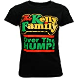 The Kelly Family T-Shirt Over The Hump Damen Schwarz (XL)