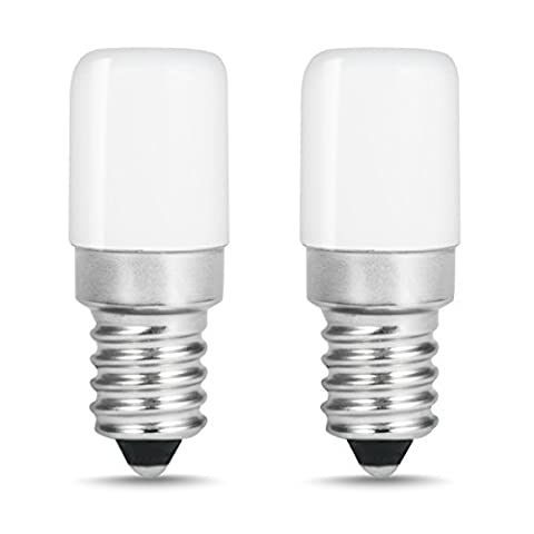 LOHAS E14 LED Cooker Hood Bulbs, 1.5W ses Fridge LED