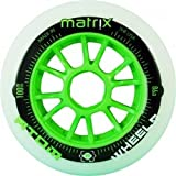 ATOM Skate Out Loud Atom Matrix Outdoor Inline Skate Road Wheel | Wheel Size:100mm