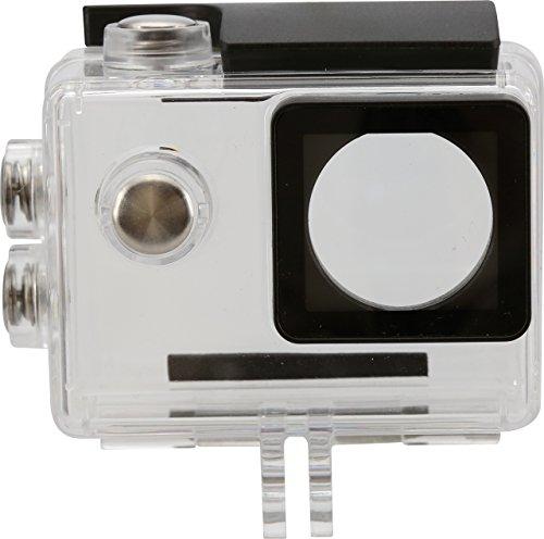 Rollei Unterwasser-Schutzgehäuse für Rollei Actioncam 415, 425 und 300 Plus - wasserdicht bis zu 40 m Tauchtiefe - - Unterwasser-kamera-gehäuse