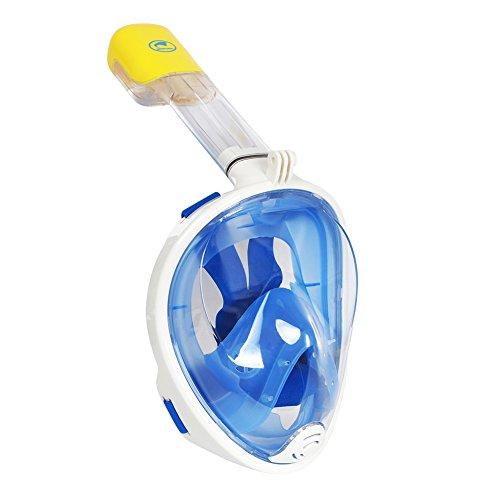 Vollgesichts-Atmung-Schnorchelmaske-fr-Erwachsene-und-Jugendliche-Revolutionre-voll-trockenen-Tauchermaske-mit-Anti-Fog-und-Anti-Leak-Technologie-Besser-sehen-mit-180--Betrachtungsflche-als-herkmmlich
