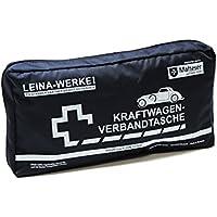 Leina Werke 11101 KFZ-Verbandtasche Elegance, Blau/Weiß preisvergleich bei billige-tabletten.eu
