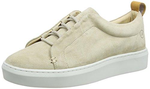 Bronx Bx 1049 Bblanex, Sneaker a Collo Basso Donna Beige (Ivory/Camel)