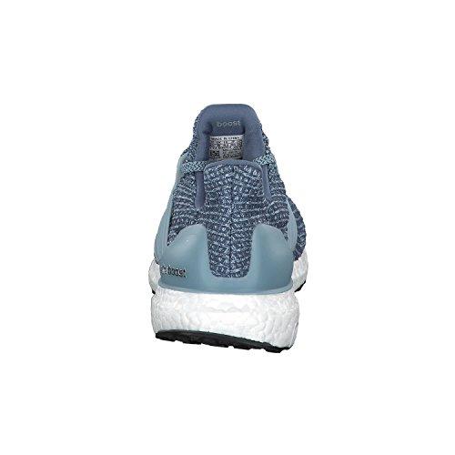 adidas Herren Ultraboost Laufschuhe Grau (Ash Grey S18/Ash Grey S18/Core Black)