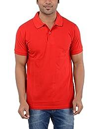 EASY 2 WEAR ® Mens plain collar t shirt S,M,L,XL,XXL,XXXL,XXXXL,XXXXXL